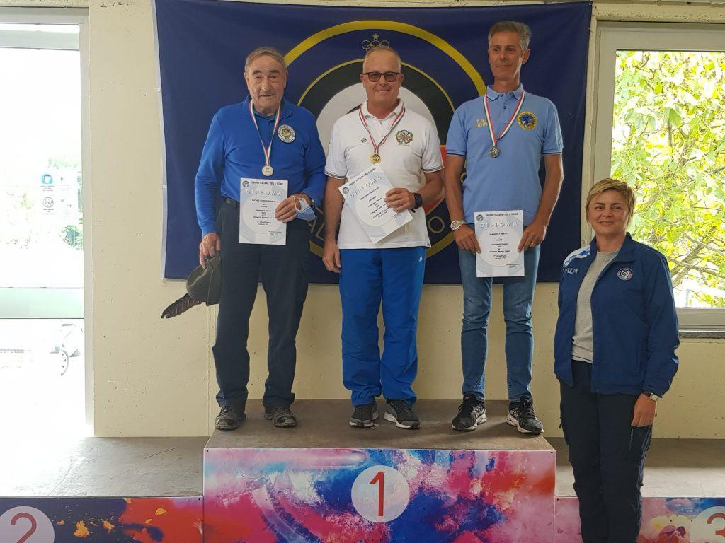 Campionati Italiani Tolmezzo 300 metri 2021 1
