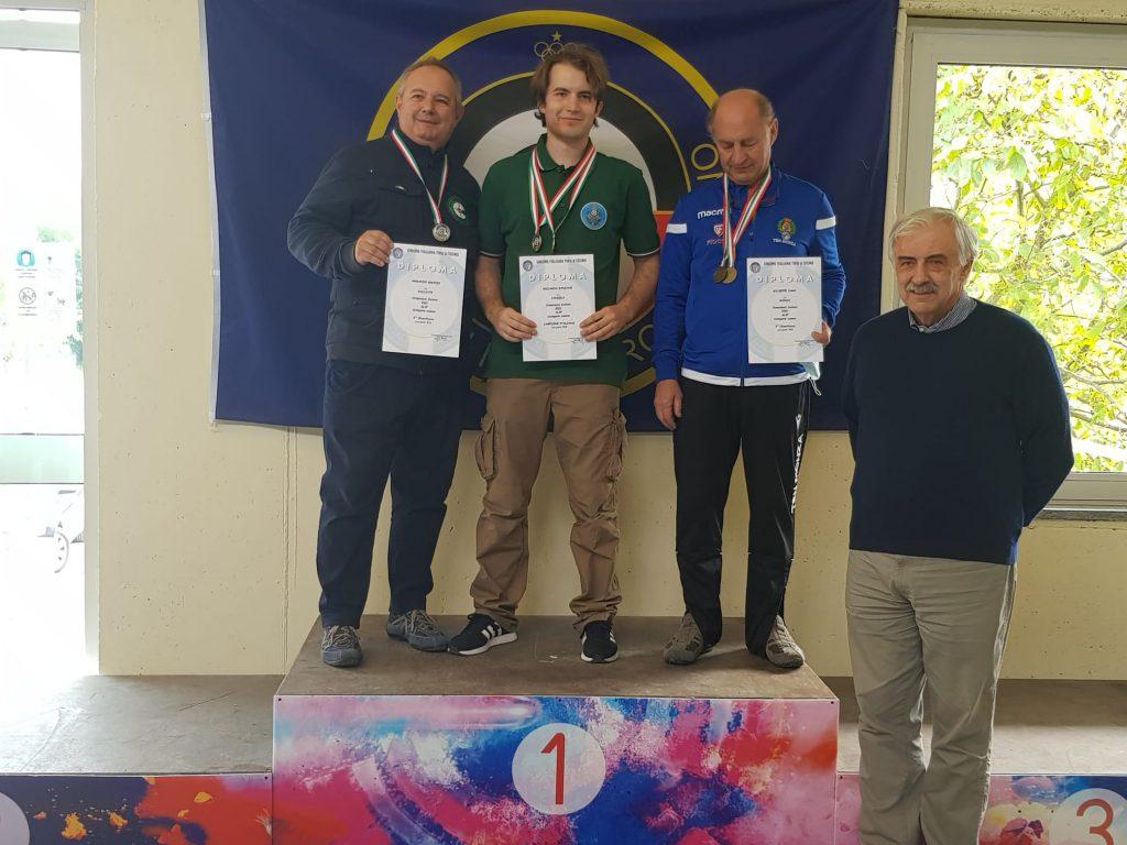 Campionati Italiani Tolmezzo 300 metri 2021 3